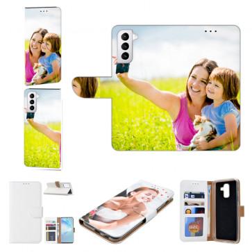 Schutzhülle für Samsung Galaxy S21 Plus mit Bild Druck Handy Hülle
