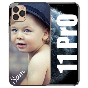 iPhone 11 Pro Silikonhülle mit Foto