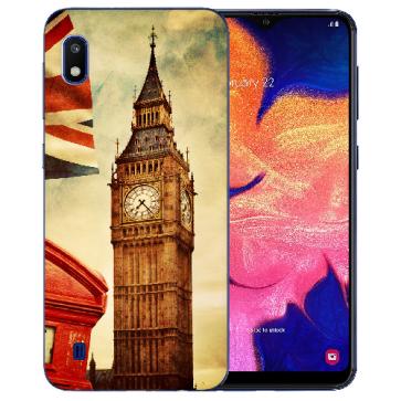 individuelle Schutzhülle mit Foto Bild Big Ben London für LG K20 (2019)