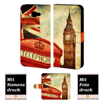 Handyhülle mit Big Ben-London Fotodruck für Samsung Galaxy C7