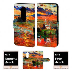 Acer Liquid E3 Gemälde Handy Tasche Hülle Foto Bild Druck