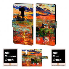 Acer Liquid Z5 Gemälde Handy Tasche Hülle Foto Bild Druck