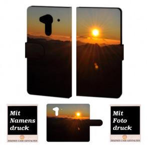 Acer Liquid Z5 Sonnenaufgang Handy Tasche Hülle Foto Bild Druck