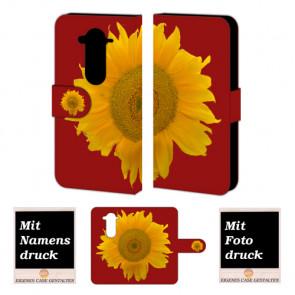 Acer Liquid E3 Sonnenblumen Handy Tasche Hülle Foto Bild Druck