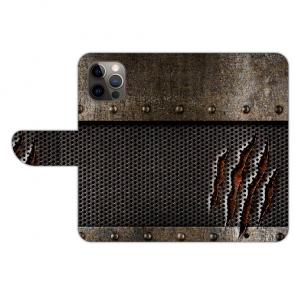 iPhone 12 Pro Personalisierte Handy Hülle mit Monster-Kralle Bilddruck