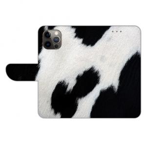 iPhone 12 Pro Schutzhülle Handy Hülle mit Bilddruck Kuhmuster Cover