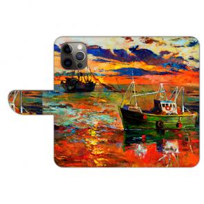 iPhone 12 Pro Personalisierte Handy Hülle mit Bilddruck Gemälde