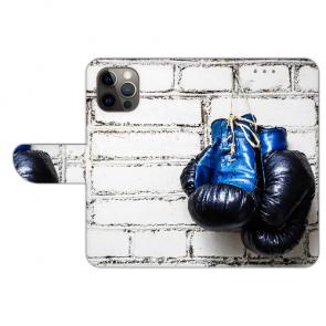 iPhone 12 Pro Schutzhülle Handy Hülle mit Bilddruck Boxhandschuhe