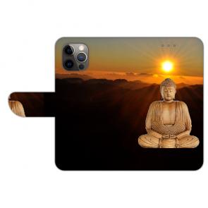 iPhone 12 Pro Schutzhülle Handy Hülle mit Frieden buddha Bilddruck