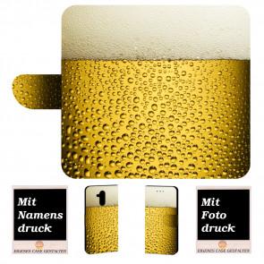 Personalisierte Handyhülle für Huawei Mate 20 Lite mit Bier Bilddruck