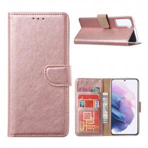 Handy Schutzhülle Tasche für Xiaomi Mi 11 Cover Case in Rosa Gold