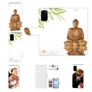 Samsung Galaxy A51 Schutzhülle Handy mit Bild Druck Frieden buddha