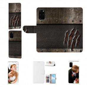 Handy Hülle mit Fotodruck Monster-Kralle für Samsung Galaxy M80s