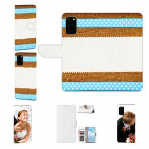 Samsung Galaxy M80s Schutzhülle Handy Hülle mit Bilddruck Muster