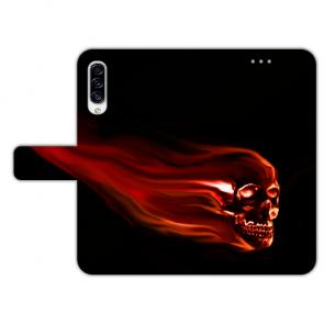 Personalisierte Handyhülle mit Totenschädel Bilddruck für Huawei Y6 Pro (2019)