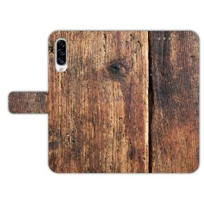 Personalisierte Handyhülle mit HolzOptik Bilddruck für Huawei Y6 Pro (2019)