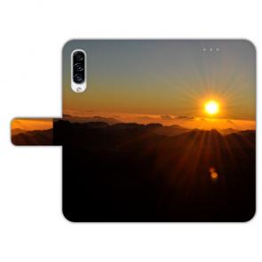 Personalisierte Handyhülle mit Sonnenaufgang Bilddruck für Huawei Y6 Pro (2019)