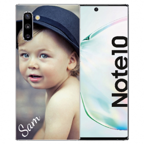 Samsung Galaxy Note 10 Silikon TPU Case