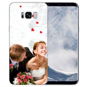 Handyhülle für Samsung Galaxy S8 Plus mit Foto