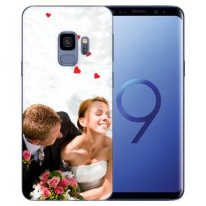 Handyhülle für Samsung Galaxy S9 mit Foto