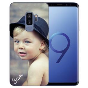 Handyhülle für Samsung Galaxy S9 Plus mit Foto
