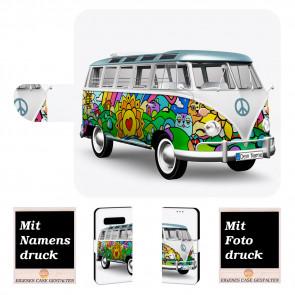 Personalisierte Handy mit Fotodruck Hippie Bus für Samsung Galaxy Note 8