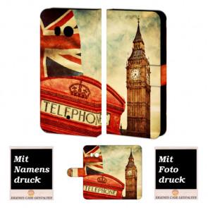 HTC U11 Handyhülle mit Fotodruck Big Ben-Uhrturm London