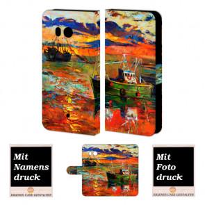 Personalisierte Handyhülle für HTC U11 mit Gemälde + Bilddruck