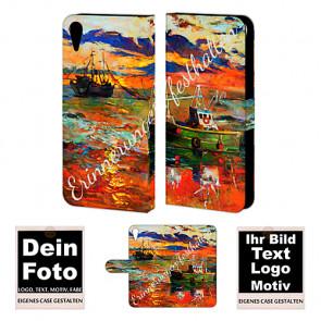 Personalisierte Handyhülle für HTC Desire 830 mit Foto Druck