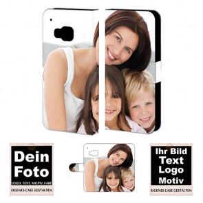 HTC M9 Personalisierte Schutzhülle Handy mit Fotodruck