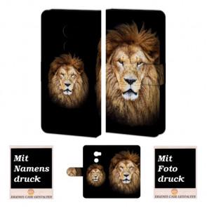 HTC One X10 Handyhülle selbst gestalten mit eigenem Foto Löwe
