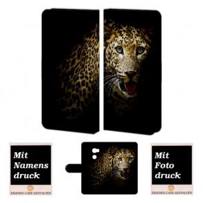 HTC One X10 Personalisierte Handyhülle mit Fotodruck Tiger
