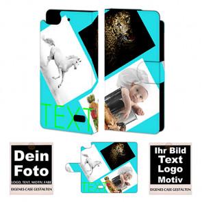 Personalisierte Handy Tasche für Huawei Honor 4C mit Bilddruck