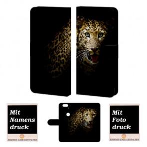 Huawei Nexus 6P Personalisierte Handyhülle mit Leopard Fotodruck