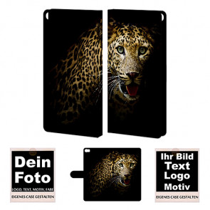 Schutzhülle Handy Tasche für Huawei P8 Max mit Foto und Text Druck