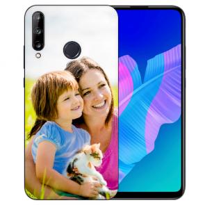Silikon Schutzhülle mit Foto Bilddruck für Huawei P40 Lite E