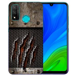 Huawei P Smart 2020 TPU Hülle mit Fotodruck Monster-Kralle Etui