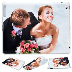 Samsung Galaxy Tab 2 / 0.7 3100 Silikon Hülle Schutzhülle mit Foto Namen Bilddruck