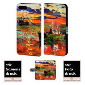 iPhone 7 Plus Gemälde Handy Tasche Foto Bild Druck