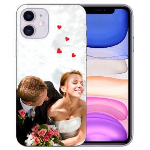 iPhone 11 Silikonhülle mit Foto