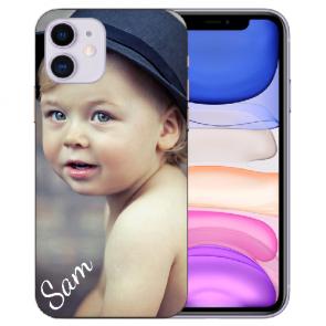 iPhone 11 Silicone - Case TPU Handyhülle mit eigenem Foto Motiv