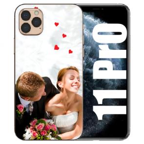 iPhone 11 Pro Silicone - Case TPU Handyhülle mit eigenem Foto Motiv
