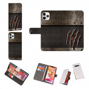 iPhone 11 Pro Max Schutzhülle Handy Hülle mit Fotodruck Monster-Kralle