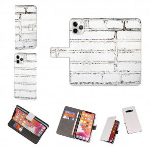 iPhone 11 Pro Max Personalisierte Handy Hülle mit Weiße Mauer Fotodruck