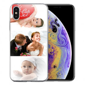 iPhone Xs TPU Case Silikon Hülle