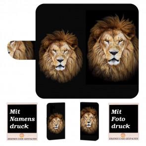 Samsung Galaxy Note 10 + Personalisierte Handy Hülle mit Löwe Bilddruck
