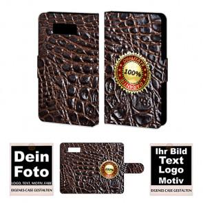 Schutzhülle Handy Tasche für LG Optimus L7 mit Fotodruck