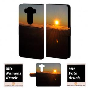 LG G4 Sonnenaufgang Handy Tasche Hülle Foto Bild Druck