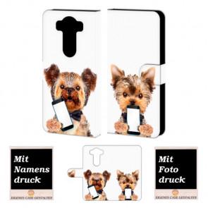 LG G3 Mini Yorkshire Handy Tasche Hülle Foto Bild Druck