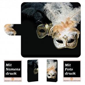 Personalisierte Handyhülle für Sony Xperia XZ4 mit Masken Foto Druck